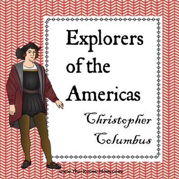 Explorers of the Americas, Christopher Columbus