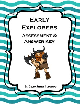 Explorers of the New World Assessment