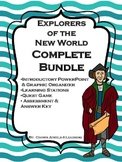 Explorers of the New World Complete Bundle