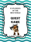 Explorers of the New World QUEST Game for Review