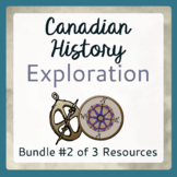 Exploration Canada BUNDLE #2 of 3 Resources