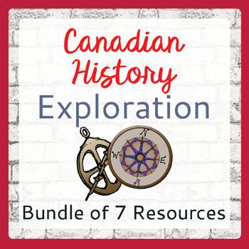 Exploration Canada Mega Bundle