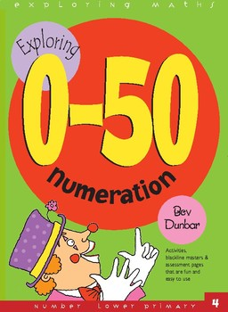 Exploring 0 to 50 Numeration