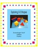Exploring 3-D Shapes