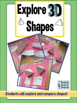 Exploring 3D Shapes
