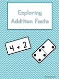 Exploring Addition Facts