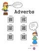Adverbs using QR Codes Listening Center