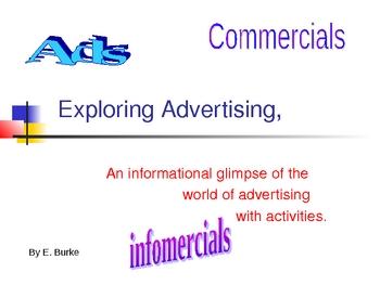 Exploring Advertising