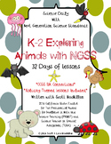 STEM - STEAM: Exploring Animals with NGSS - Printables and