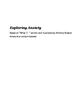 Exploring Anxiety Story Drama