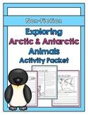 Exploring Arctic and Antarctic Animals Activity Packet