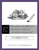Exploring Art and Place & Fantasy Landscape