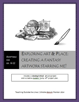 Exploring Art and Place & Fantasy Landscape
