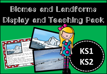 Exploring Biomes and Landforms in Geography for KS1/KS2