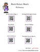 Black History with QR codes