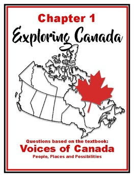 Exploring Canada - Chapter 1 - Voices of Canada