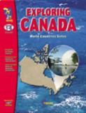 Exploring Canada Grades 1-6 Bundle!