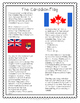 Exploring Canada: Symbols and Flags