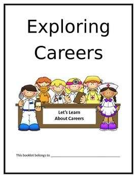 Exploring Careers Booklet