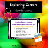 Exploring Careers:  Health Science | Distance Learning