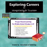 Exploring Careers:  Hospitality & Tourism