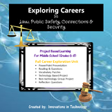 Exploring Careers: Law, Public Safety,Corrections & Security   Distance Learning