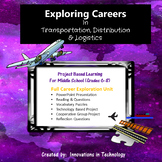 Exploring Careers:  Transportation, Distribution & Logistics | Distance Learning