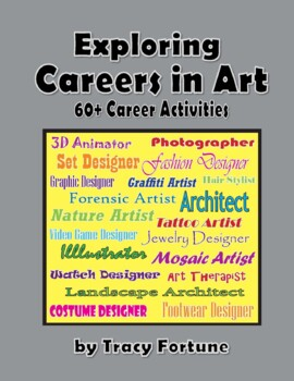 Exploring Careers in Art