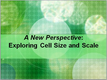 Exploring Cell Size and Scale: A New Perspective