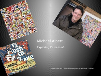 Exploring Cerealism with Michael Albert!