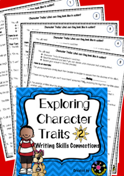 Narrative Writing Skills: How To Create Great Story Characters 2