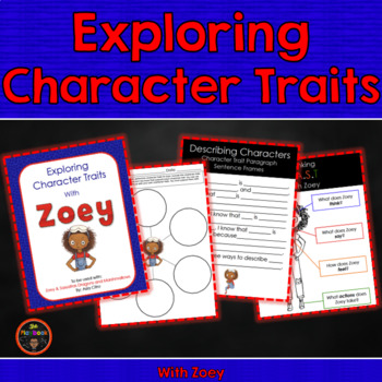 Exploring Character Traits with Zoey