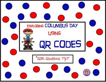 Christopher Columbus using QR Codes