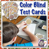 Exploring Color Blind - Test Card & Internet Scavenger Hun