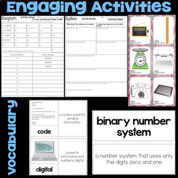Exploring Communication through Codes & Technology Science Stations Fourth Grade