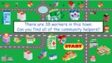 Exploring Community Helpers