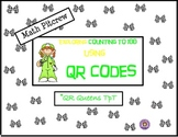 Counting to 100 (by 1's) using QR Codes Listening Center