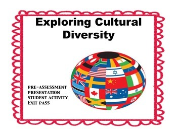 Exploring Cultural Diversity Presentation and Activities
