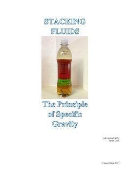 Exploring Density: Specific Gravity