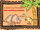 Dinosaur Exploration-kindergarten unit