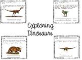 Exploring Dinosaurs