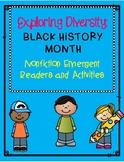 Exploring Diversity(Black History Month) Nonfiction emerge