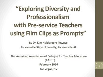 Exploring Diversity and Professionalism