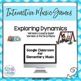Exploring Dynamics: Google Classroom for Elementary Music
