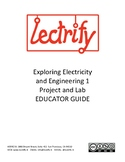 Exploring Electricity and Conductivity Lab - Part 1