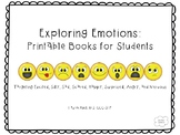 Exploring Emotions: Printable Books for Students