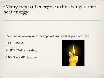 Exploring Energy