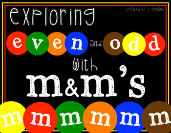 Exploring Even and Odd with M&M's