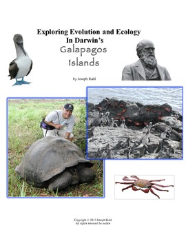 Exploring Evolution and Ecology in Darwin's Galapagos Islands - Part 2