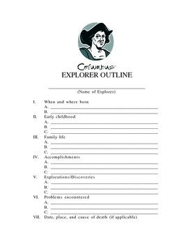 Exploring Explorers Research and Bibliography